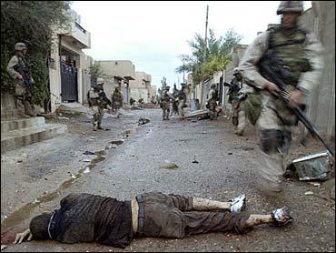 Imagen de la ocupación de IRAK