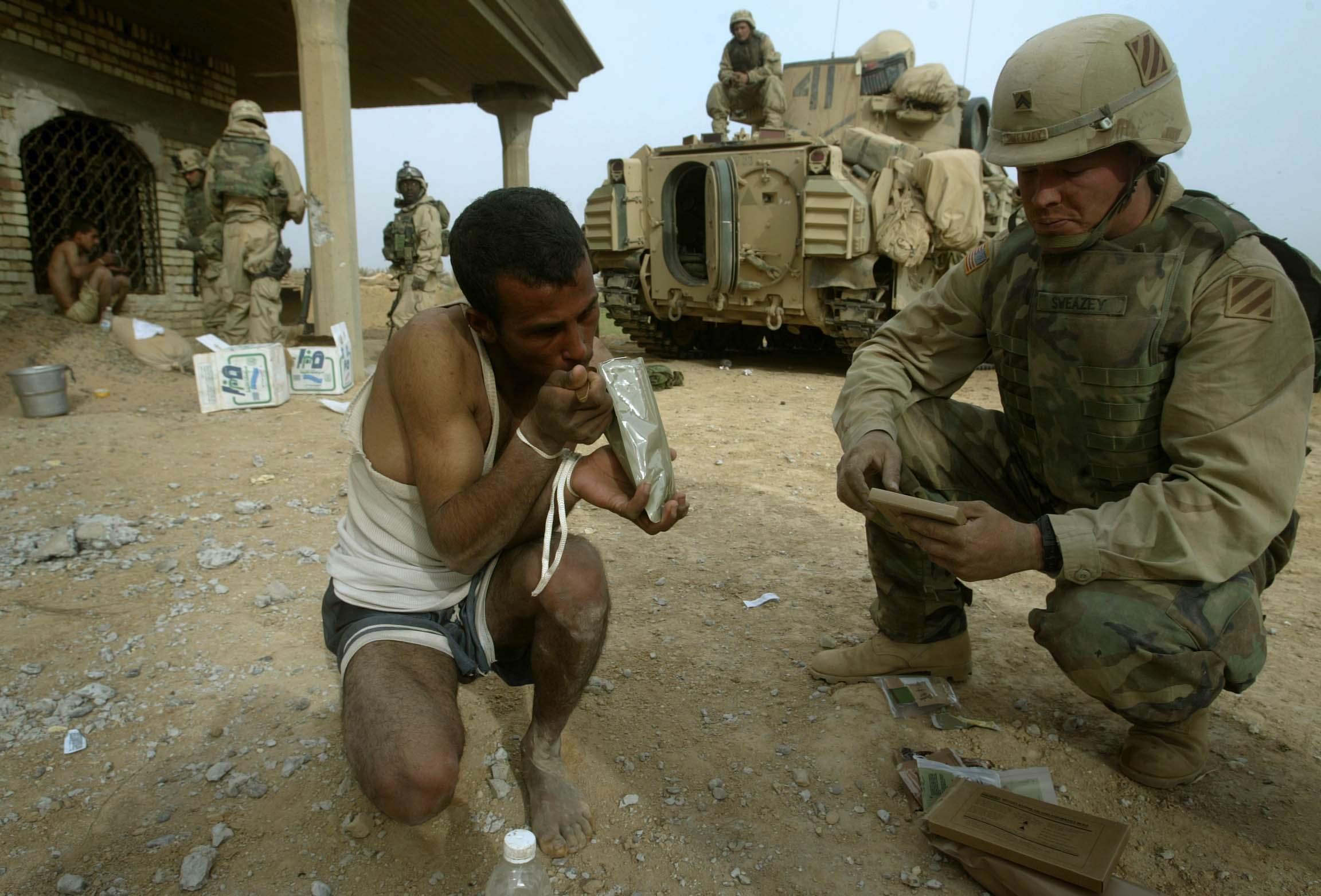 War in iraq xxx nsfw toons