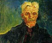 Viejo señor (1907) - Oskar Kokoschka
