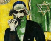 Rabino (1912) - Marc Chagall