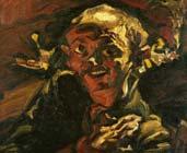 Autorretrato (1912) - Ludwig Meidner
