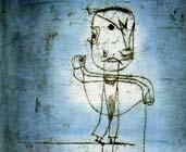 El pescador (1924) - Paul Klee