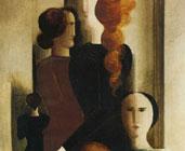 Escalera de mujeres (1925) - Oscar Schlemmer